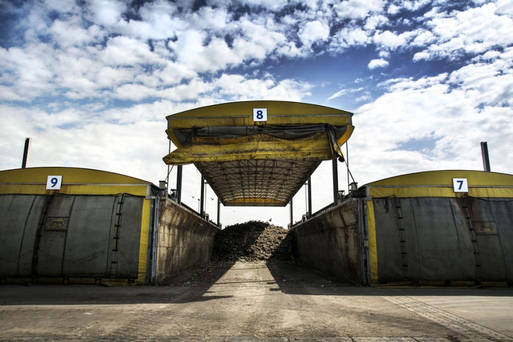 Sicula Trasporti - Impianto di Biostabilizzazione